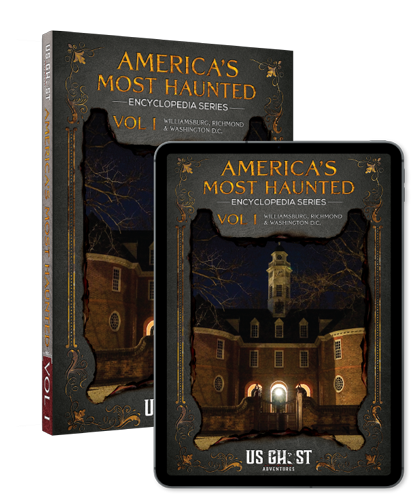 America's Most Haunted Book