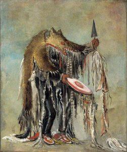 The Terror of The Skinwalker – The Native American Boogeyman - Photo